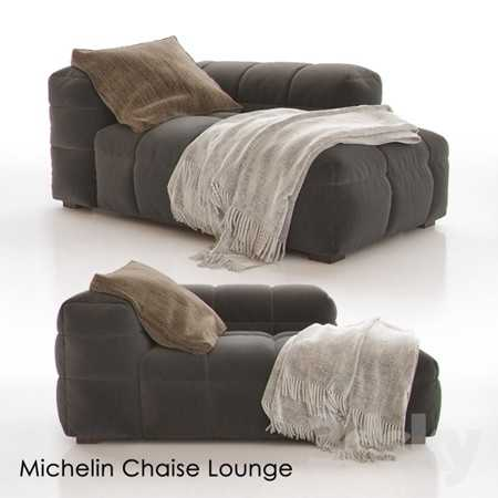 Michelin Chaise Lounge by Arik Ben Simhon