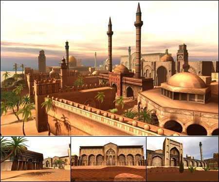 Max arteria3d Middle East Pack