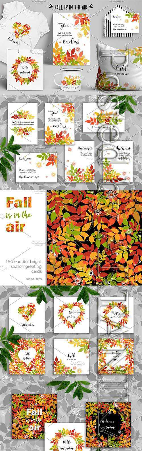 CreativeMarket – Fall is in the air 2246899