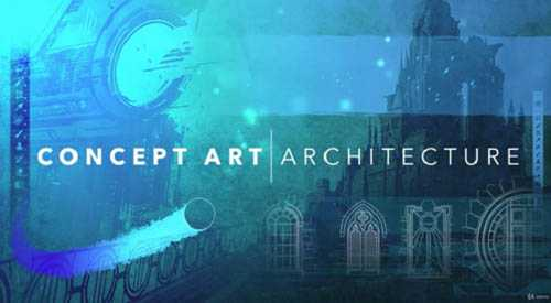 Udemy – Concept Art Architecture – Design and Paint Stunning Cityscapes