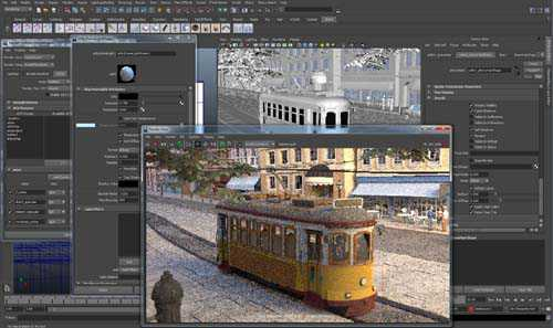 Solid Angle Maya To Arnold 3.3.0.2 for Maya Win/Mac/Lnx