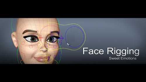 CGCircuit – Face Rigging