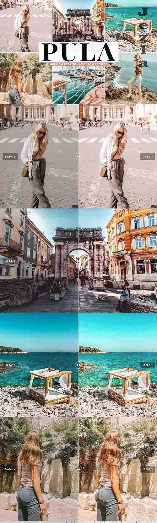 Pula Pro Lightroom Presets – 5276518 – Mobile & Desktop