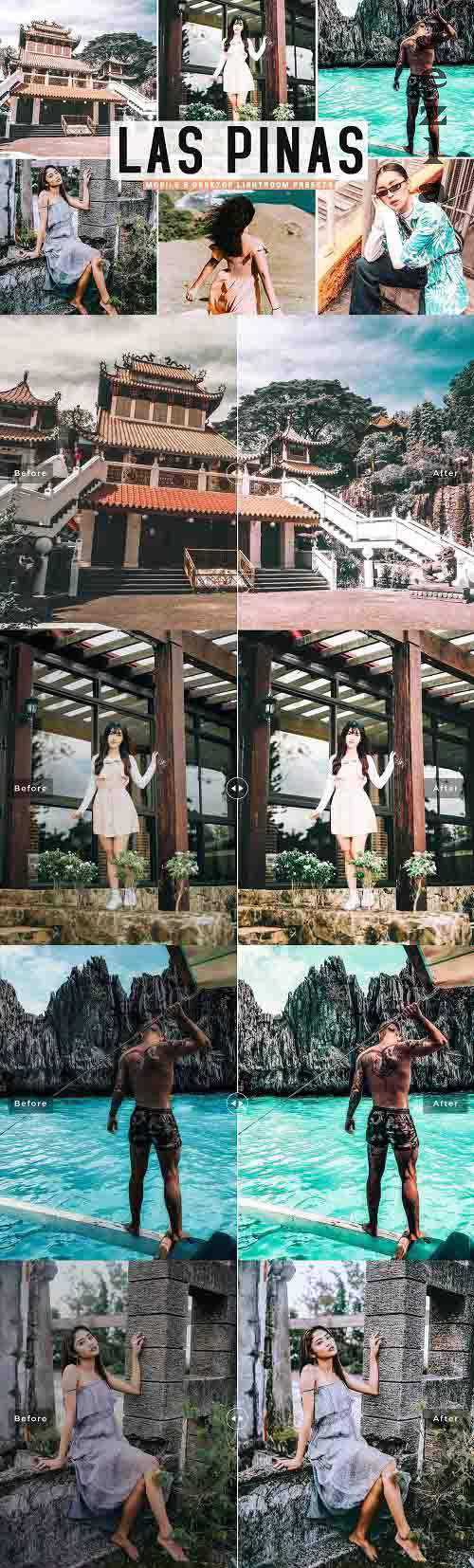 Las Pinas Pro Lightroom Presets – 5276521 – Mobile & Desktop