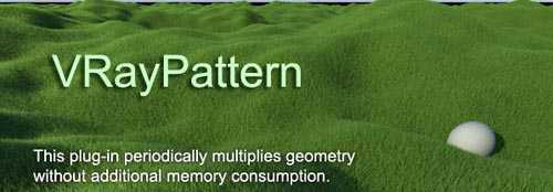 VRayPattern v1.083 For 3ds Max 2020 Win x64