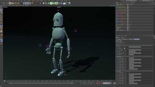 Helloluxx – Learn. Intro to Character Rigging in C4D