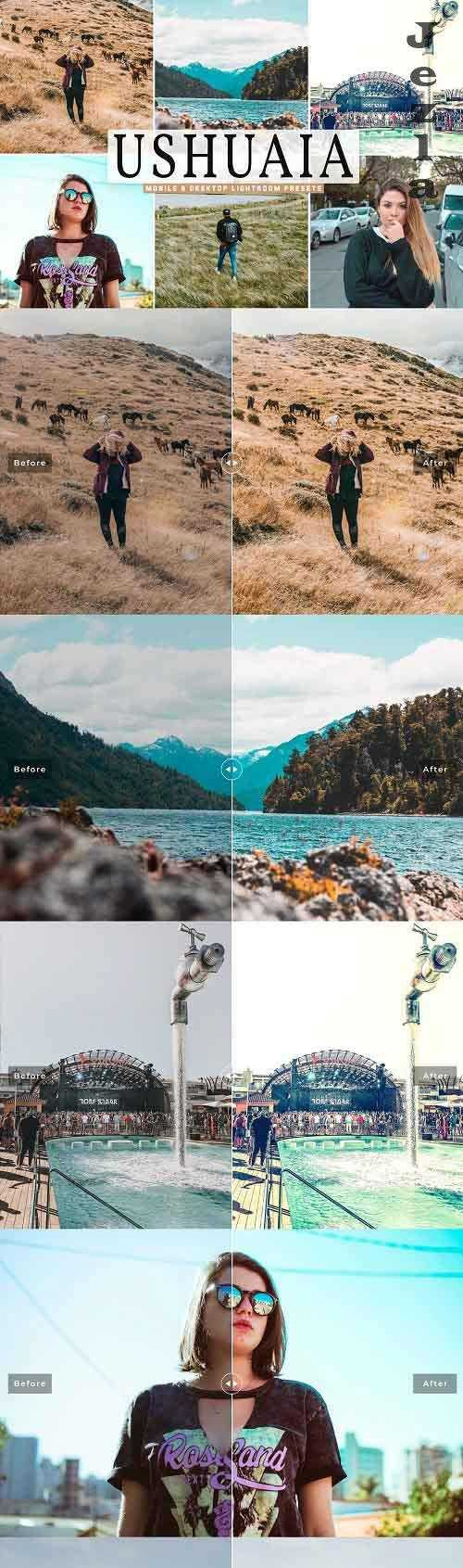 Ushuaia Pro Lightroom Presets – 5300031 – Mobile & Desktop