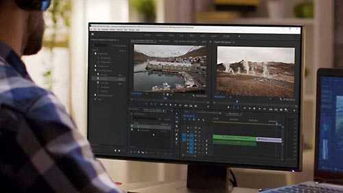 Lynda – First Look at Productions in Premiere Pro
