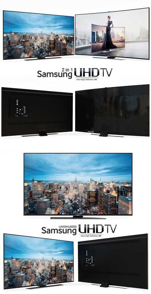 Samsung UHD 4K LED TV