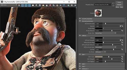V-Ray Next v5.00.21 for Maya 2017-2020 Win