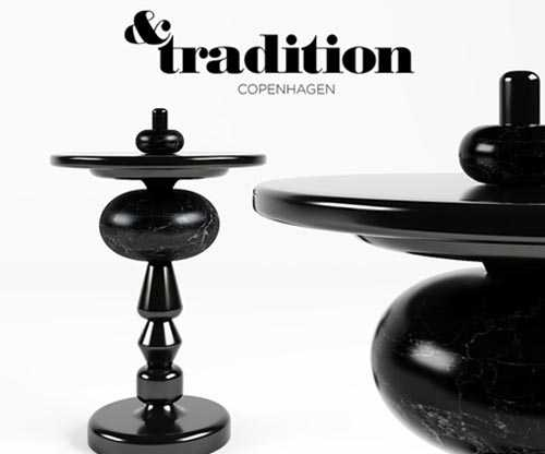 Tradition Shuffle Table