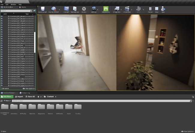 Artstation – Creating Archviz in Unreal Engine