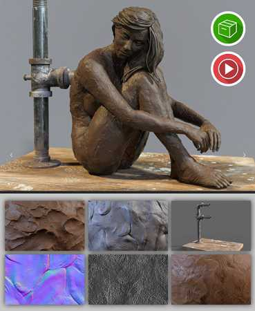 Zbrush Guides – Digital Clay Pack