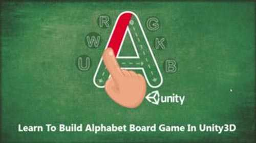 Udemy - Unity3D Alphabet Board Game Step By Step