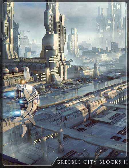 Max Greeble City Blocks Vol 02