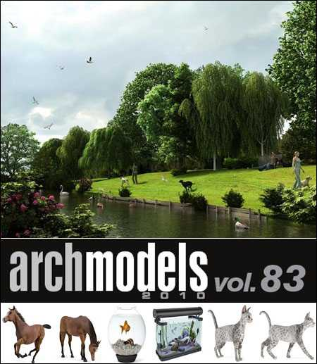 Max Evermotion Archmodels vol 83
