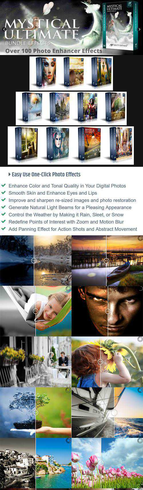 Mystical Suite StandAlone & Plugin 2.0 for Photoshop (x86/x64)