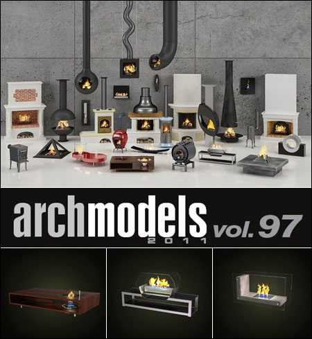Max Evermotion Archmodels vol 97