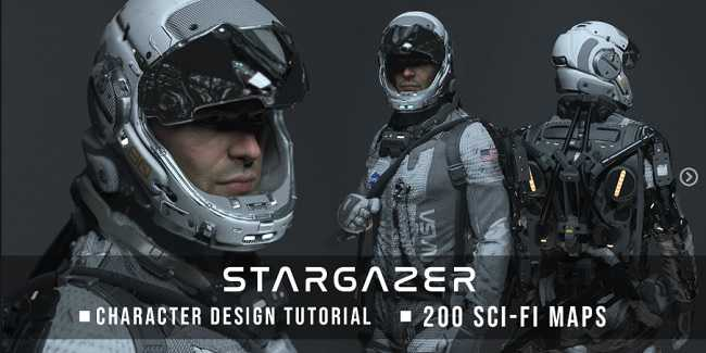 ArtStation – Stargazer: Character Design Tutorial