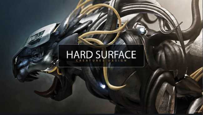 Udemy – Hard Surface Creature Creation in Zbrush by Nexttut Education