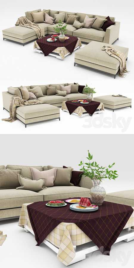 Sofa collection 10