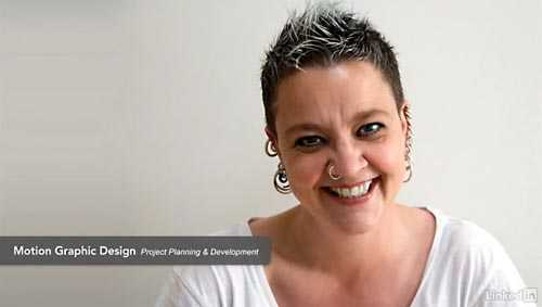 Lynda – Motion Graphic Design: Project Planning and Development