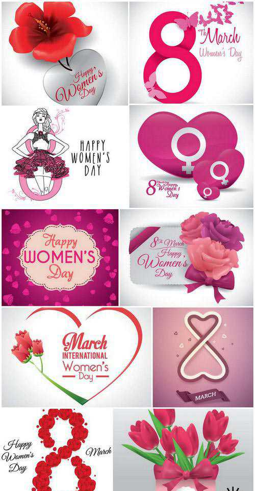 8 March Womans Day