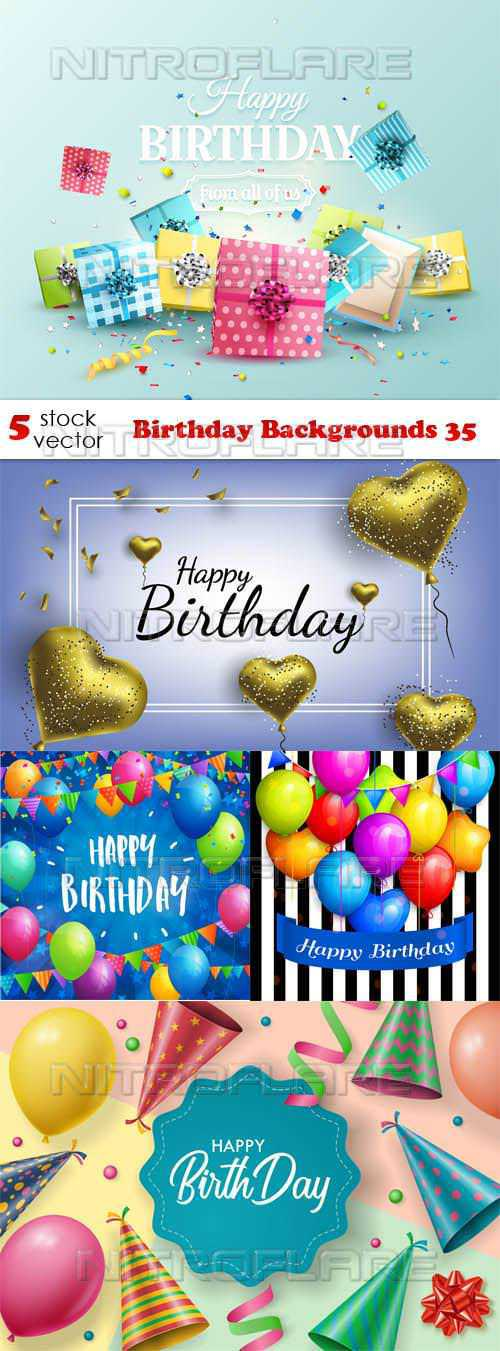 Birthday Backgrounds 35