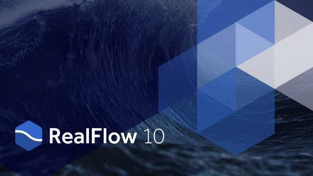 NextLimit RealFlow v10.1.1.0157 Win/Mac/Lnx