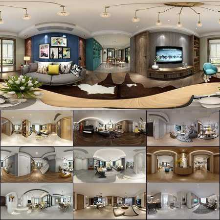 360 INTERIOR DESIGNS 2017 LIVING & DINING, KITCHEN ROOM NORDIC STYLES COLLECTION 1