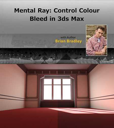 Tutorials  Lynda Mental Ray Control Color Bleed in 3ds Max