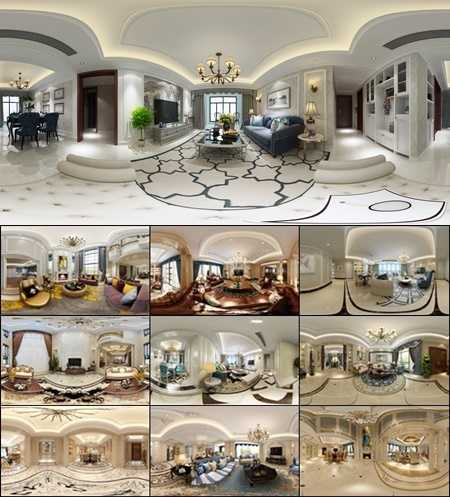 360 INTERIOR DESIGNS 2017 LIVING & DINING, KITCHEN ROOM EUROPEAN STYLES COLLECTION 2