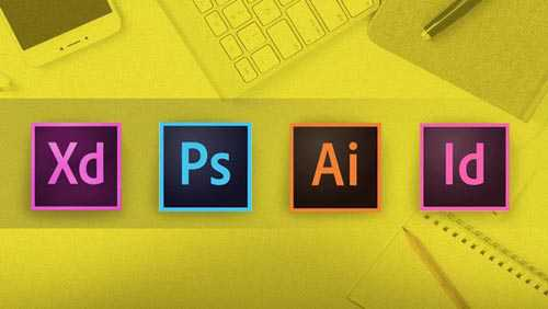 Udemy – Adobe CC Masterclass: Photoshop, Illustrator, XD & InDesign