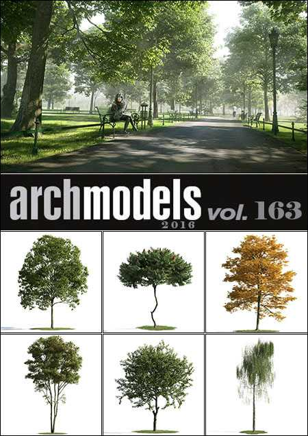 Evermotion Archmodels vol 163