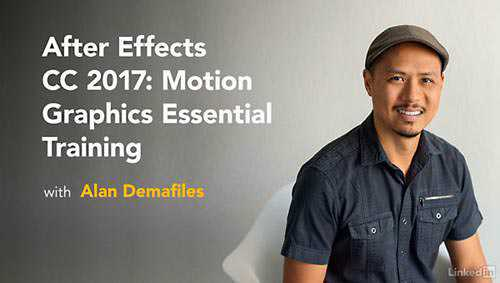 Lynda – After Effects CC 2018 Essential Training: Motion Graphics