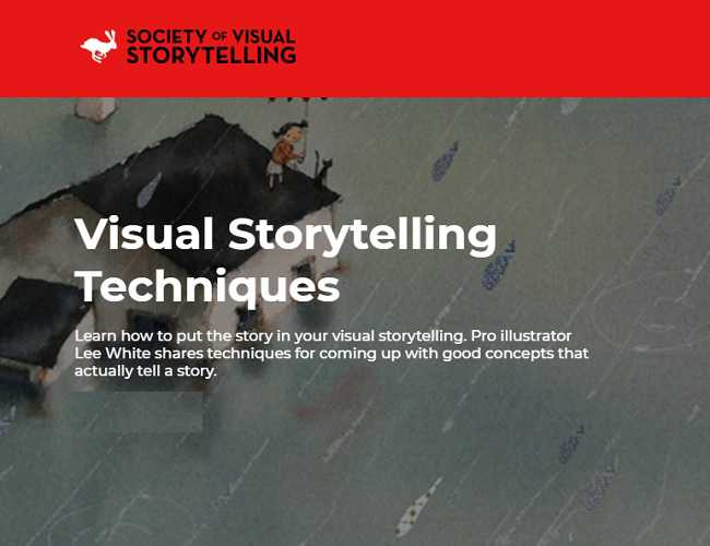 SVS Learn – Visual Storytelling Techniques