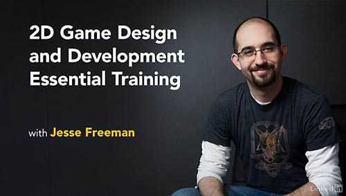 Lynda – 2D Game Design and Development Essential Training