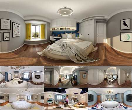 360 INTERIOR DESIGNS 2017 BED ROOM AMERICAN STYLES COLLECTION 1