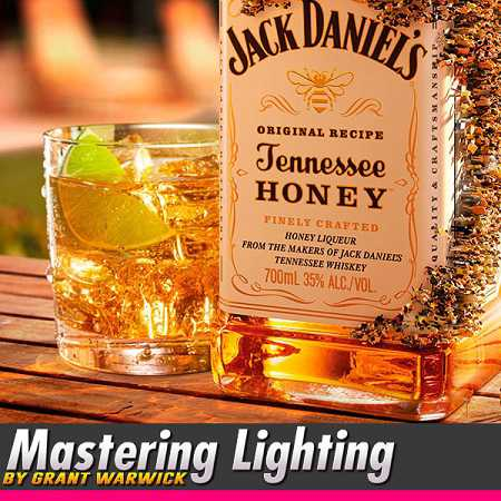 Mastering Lighting by Grant Warwick Lesson 5