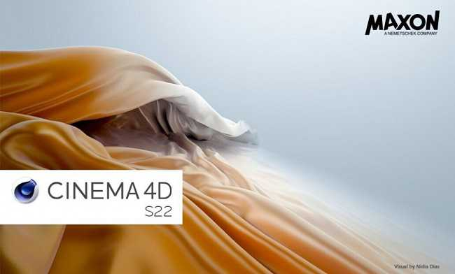Maxon Cinema 4D Studio S22.114 Win