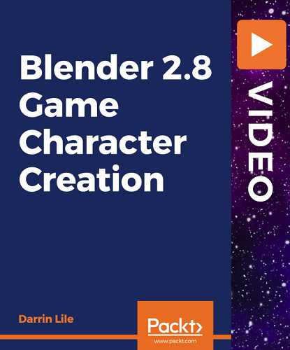 Packt Publishing – Blender 2.8 Game Character Creation