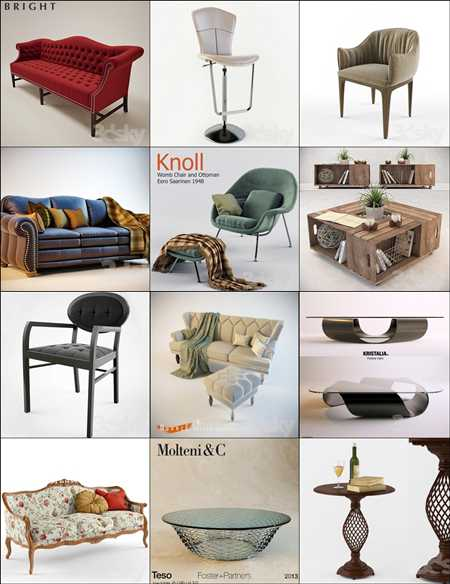3dsky collection 2014
