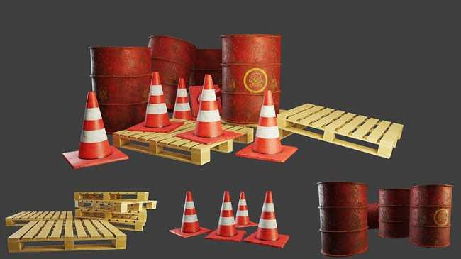 Udemy – Low poly game assets using Blender 2.8 & Substance Painter