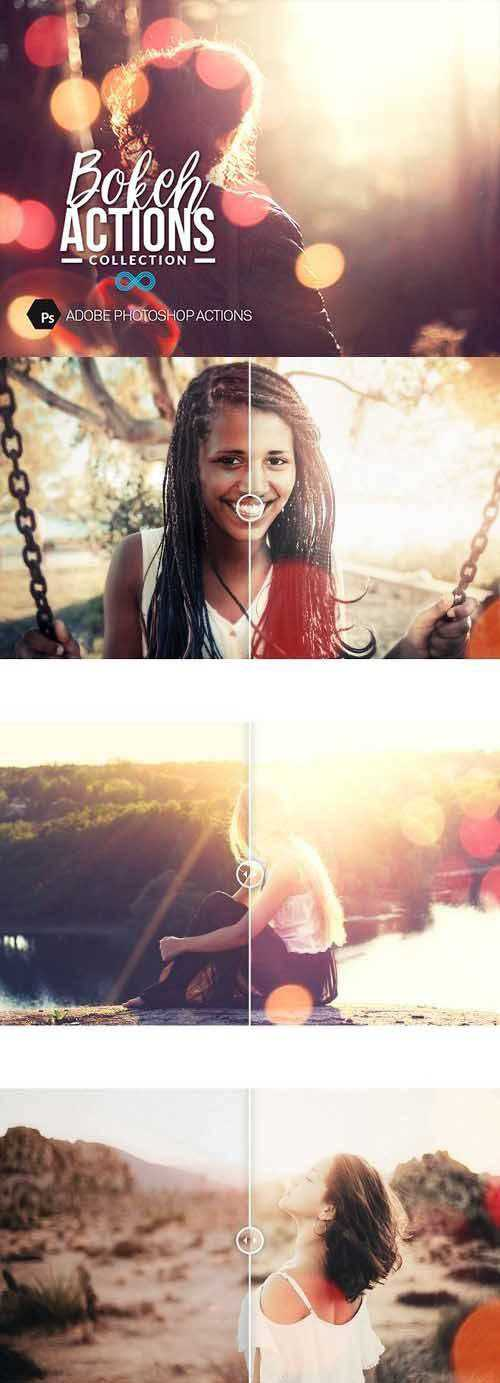 Photonify – Bokeh Collection Photoshop Actions