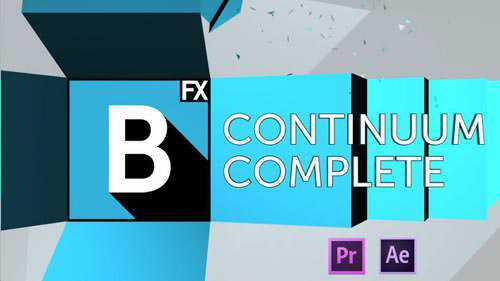 Boris Continuum Complete 11 for Resolve, Vegas and OFX Win