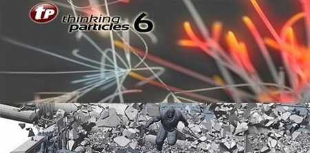 Thinking Particles 6.2.0.33 for 3DS MAX 2016