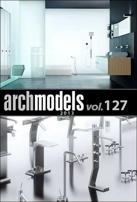 Evermotion Archmodels vol 127