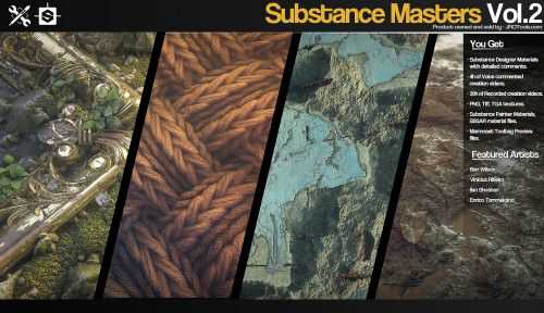 Gumroad – Substance Masters Vol.2