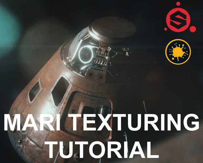 Gumroad – Texturing Tutorial in Mari and Substance Designer – For Production By Zak Boxall