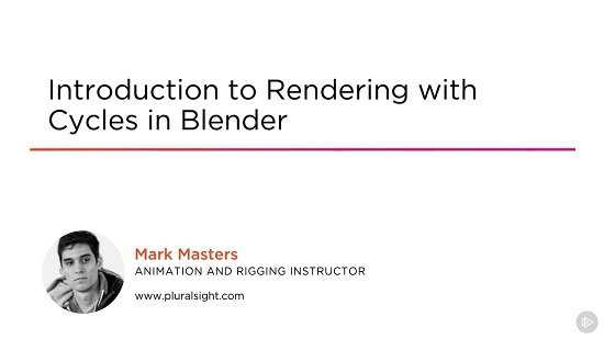 Tutorials Introduction to Rendering with Cycles in Blender